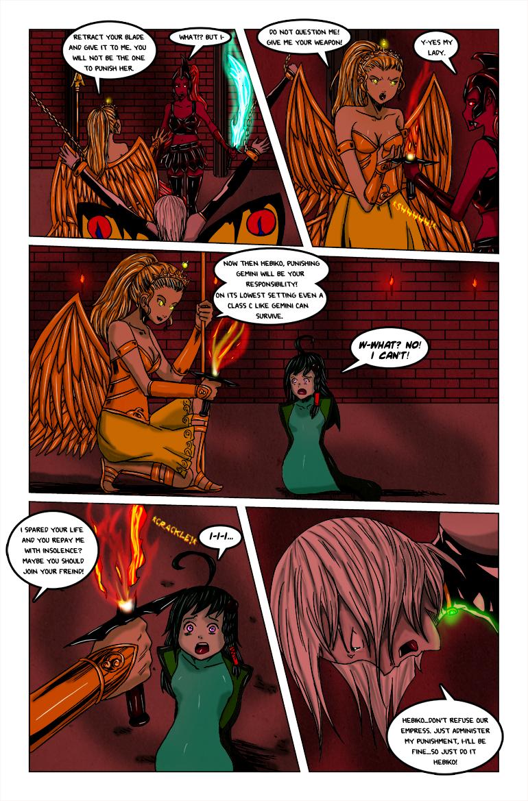 Geminis punishment